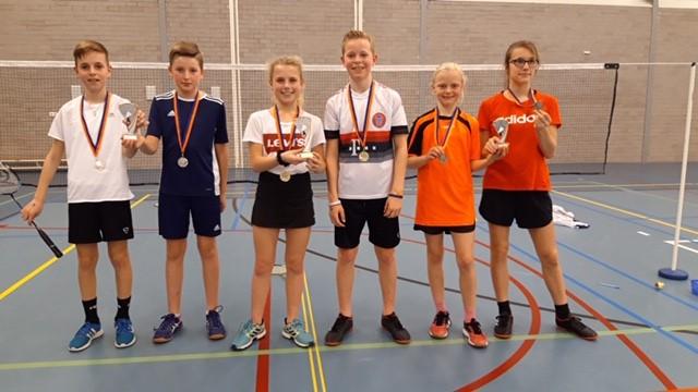 5e Gemeente Leeuwarden Badmintontoernooi